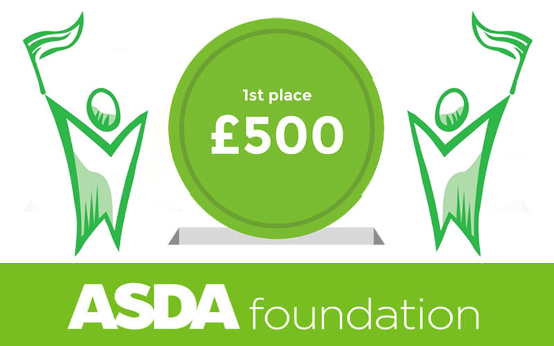 Asda Green Token Scheme Winners