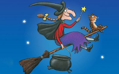 "This weeks theme: ""Room on the Broom"" (Week commencing 28 October 2019)"