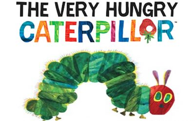 """This weeks theme: """"The Very Hungry Caterpillar"""" (Week commencing 3 February 2020)"""