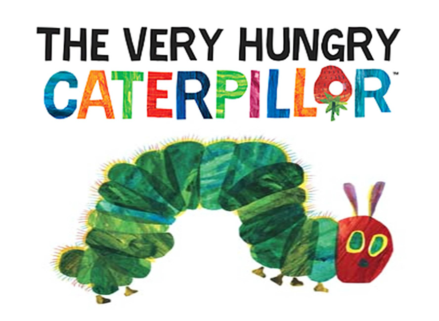 The Hungry Caterpillar at The Owl Tree Childrens Café