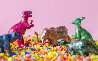 """This weeks theme: """"Dinosaur Week"""" (Week commencing 9 March 2020)"""