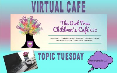"Virtual Cafe ""Topic Tuesday Chat"""