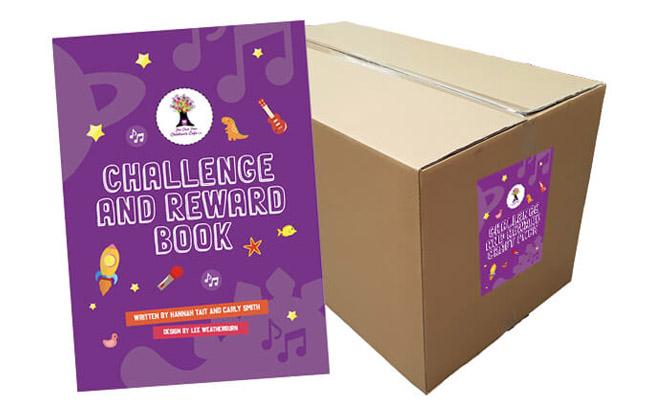 Reward Book and Craft Pack